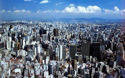 População e o Espaço Urbano
