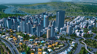 Download Cities Skylines +All DLCs Free Game PC 2017