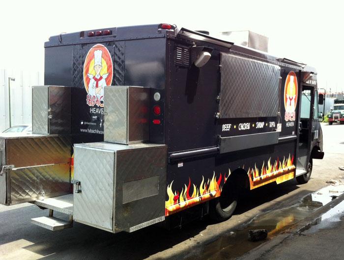 Roosevelt Islander Online Hibachi Heaven Food Truck