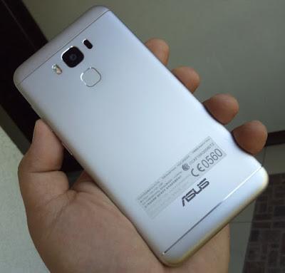 ASUS ZenFone 3 Max ZC553KL Back