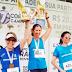 Fatiminha conquista ouro em Araraquara
