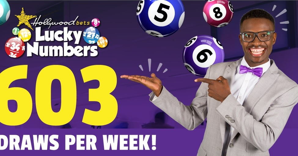 Hollywoodbets Sports Blog: Lucky Numbers Draw Times & Results