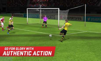 Download Game Sepak Bola FIFA MOBILE Soccer APK