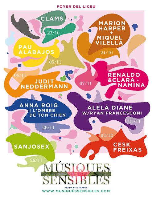 Músiques Sensibles 2015