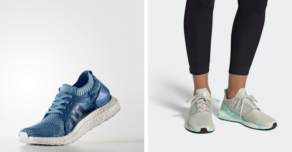 Adidas Plans To Use Ocean Plastic To Make 11 Million Pairs Of Shoes