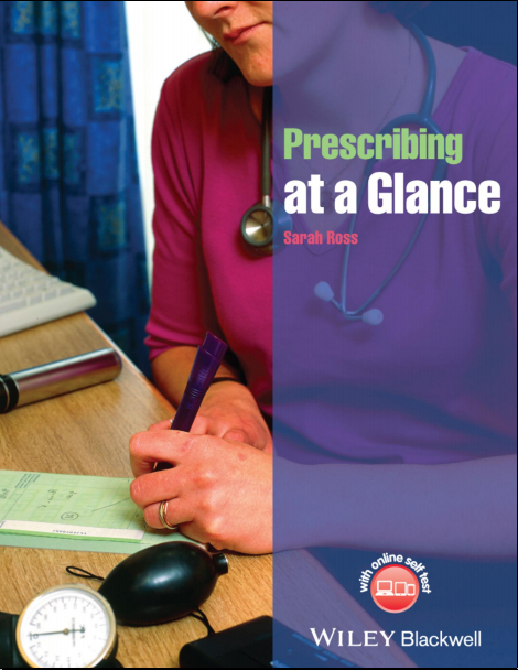 Prescribing at a Glance - Ross, Sarah