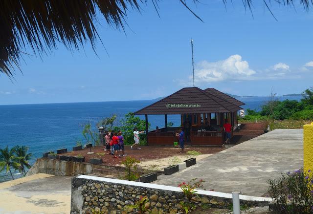 Gazebo Kinaari Resort | ©jelajahsuwanto