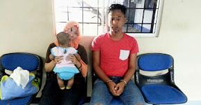Thumbnail image for Bayi Perempuan Enam Bulan Ditahan, Tidur Di Dalam Lokap
