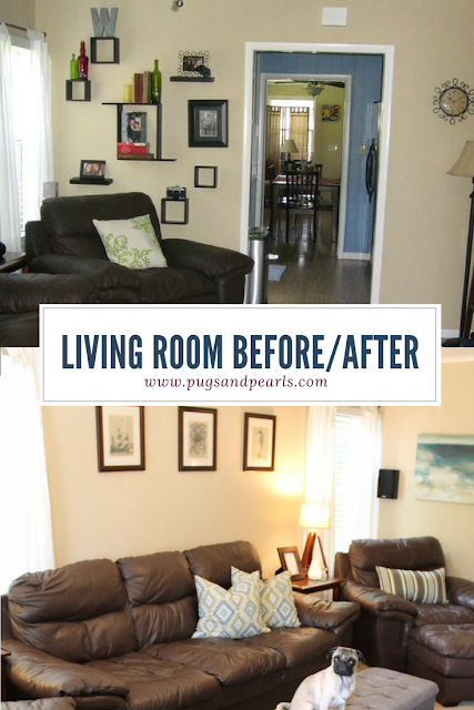 Home Tour: The Living Room