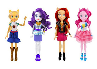 My Little Pony Equestria Girls Reboot Signature Dolls