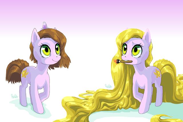 https://raiilynezz.deviantart.com/art/Pony-Rapunzel-210693351
