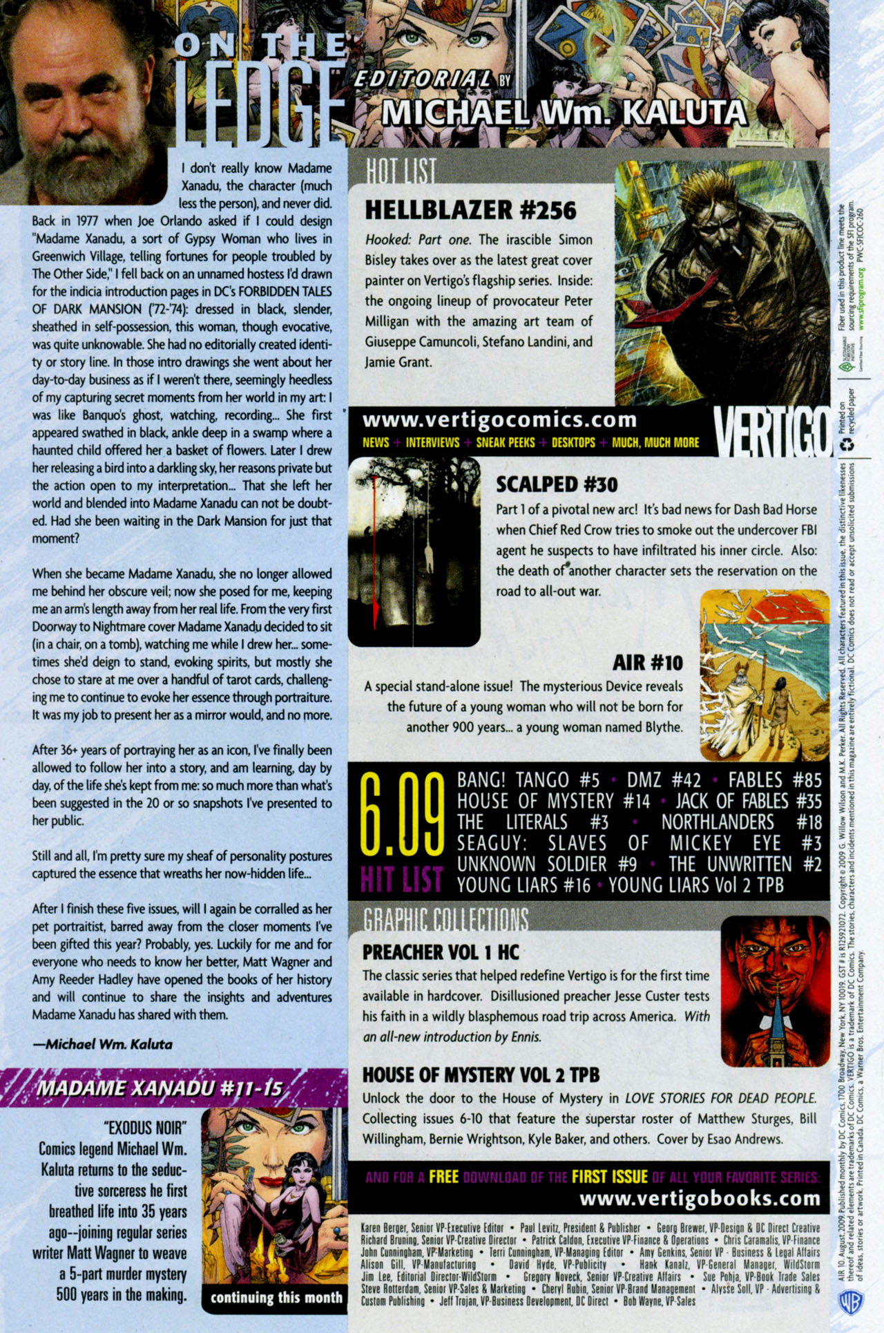 Read online Air comic -  Issue #10 - 31
