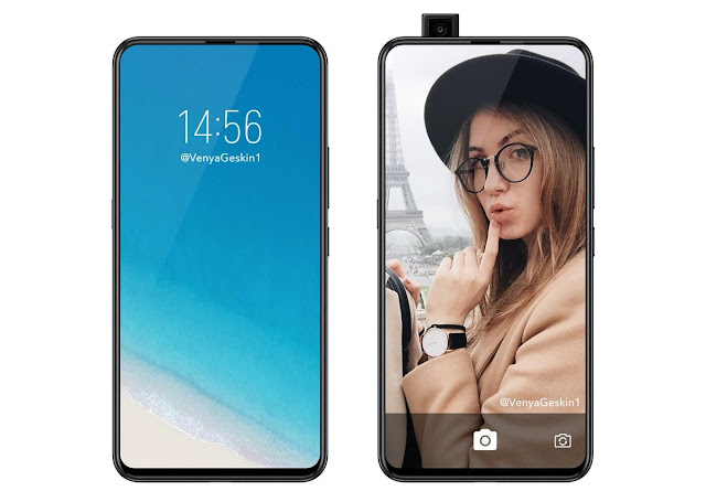 Vivo NEX Dengan Layar Ultra FullView Diluncurkan Di Tiongkok, Harga Mulai Pada 3,898 Yuan atau Sekitar $ 609