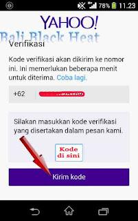 Buat Email Yahoo di HP/Android | Daftar Yahoo Baru