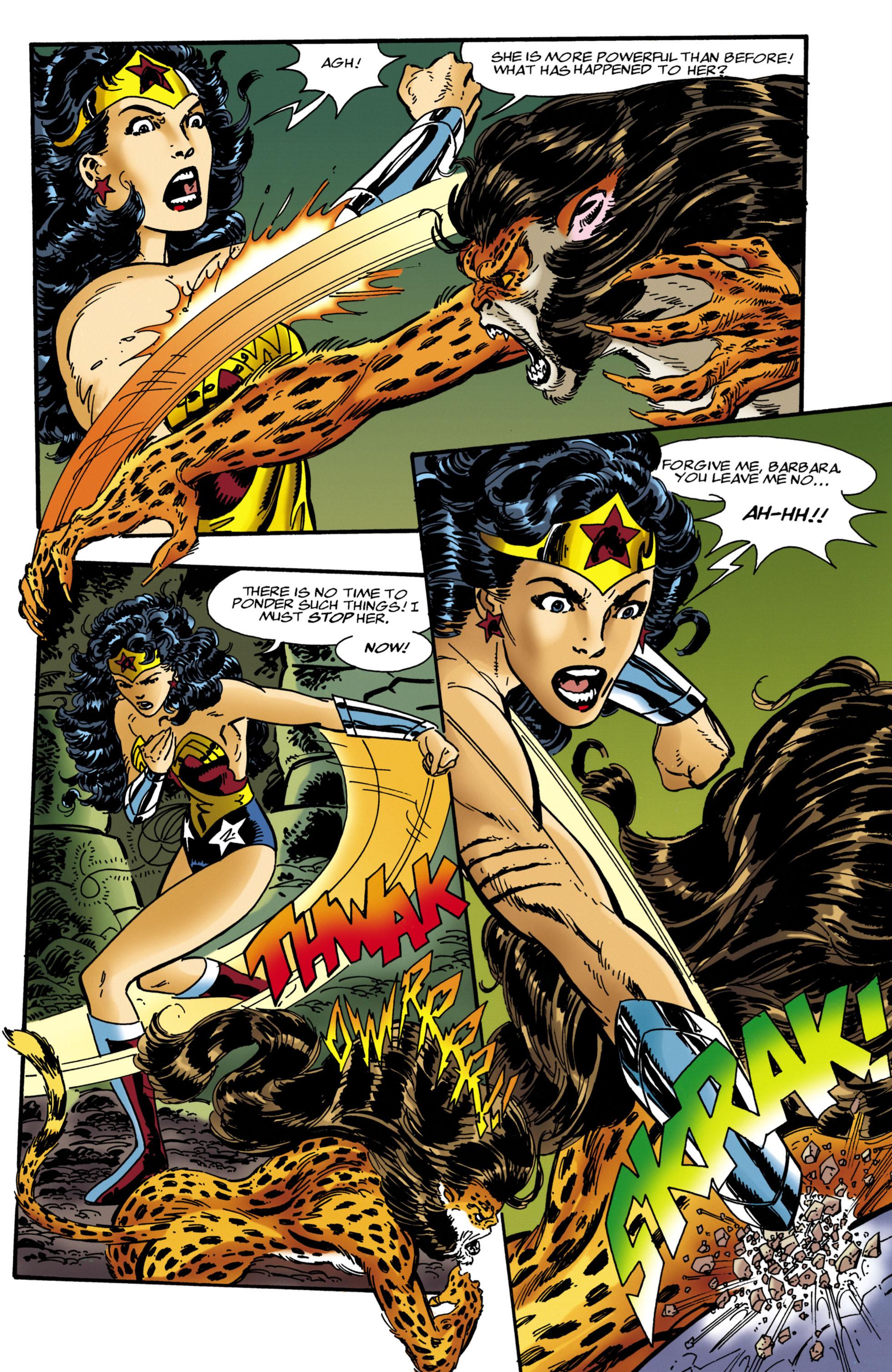 Read online Wonder Woman (1987) comic -  Issue #118 - 20