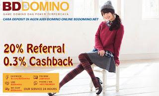 Cara Deposit di Agen Judi Domino Online BdDomino.net
