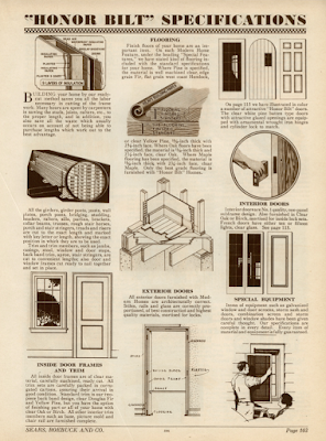 Sears Modern Homes catalog 1930