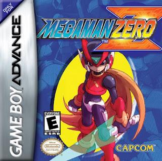 Megaman Zero ( BR ) [ GBA ]