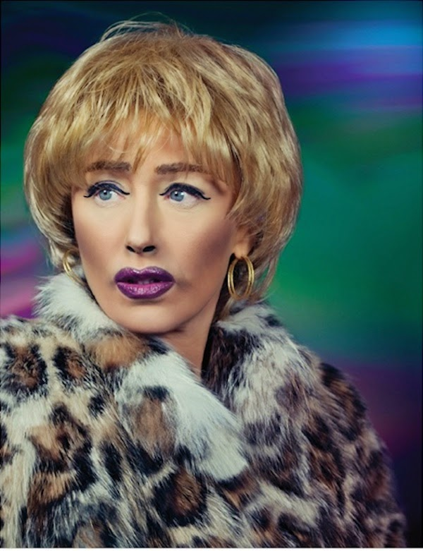 Cindy Sherman For M.A.C. Cosmetics