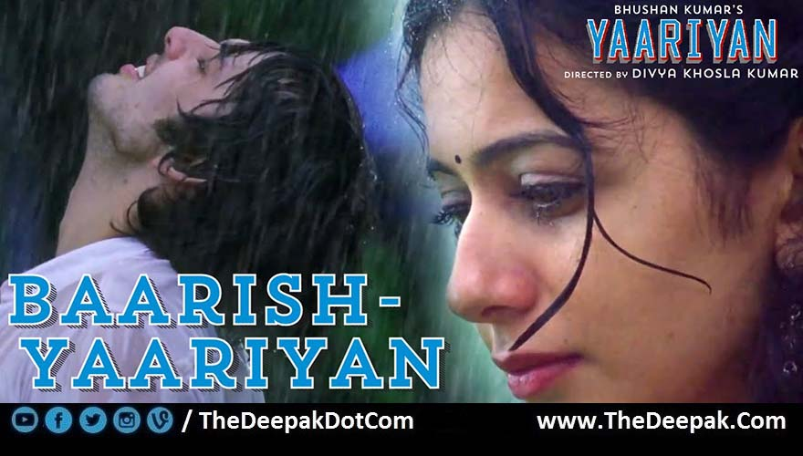 Baarish Guitar Chords Strumming Yaariyan Thedeepak