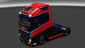 Skin for Volvo 2013 by Smallboy