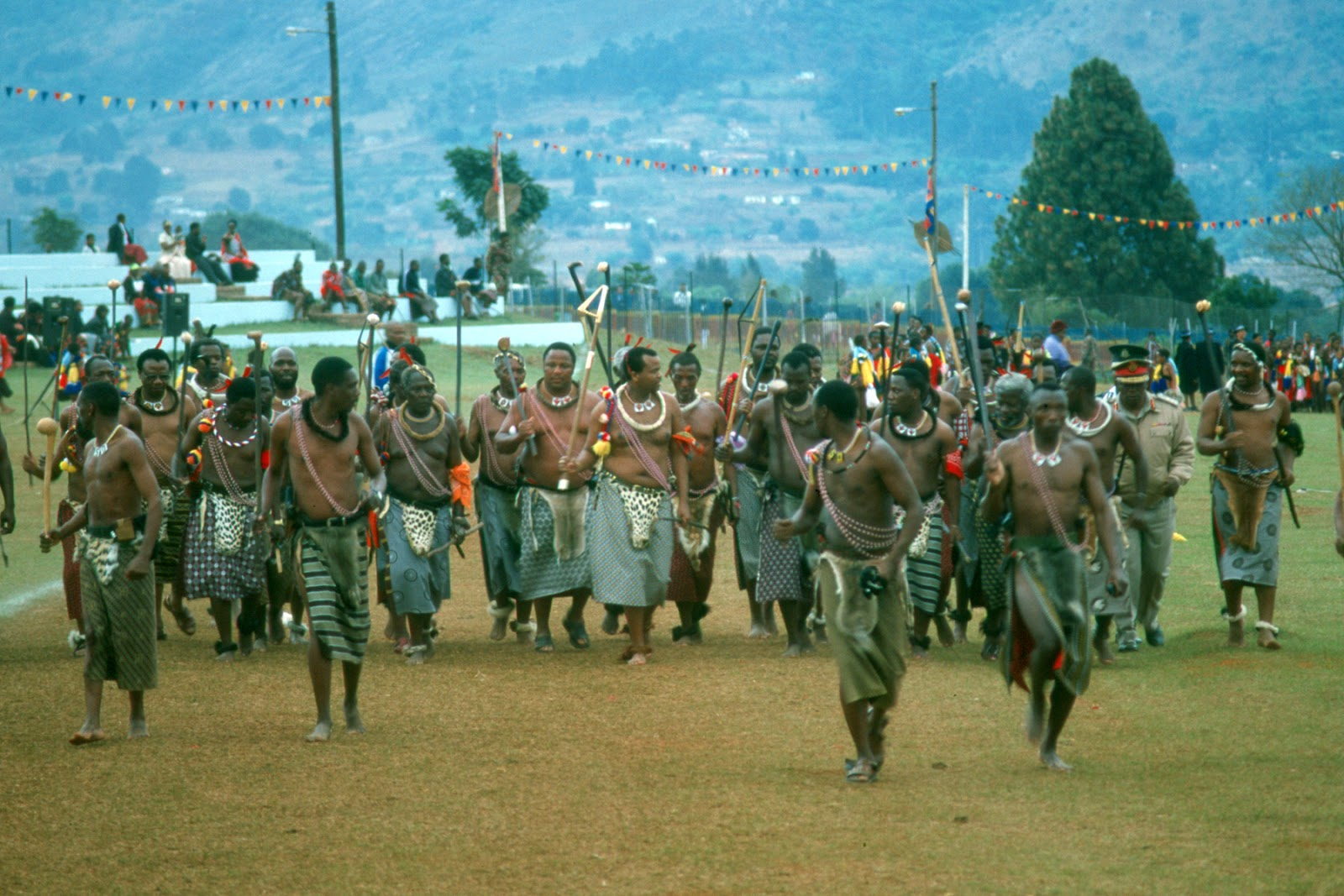 Swaziland The Dates Of The Reed Dance 2014 Have Been Announced
