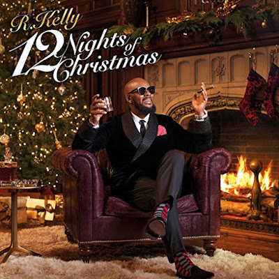r&b/soul, singerm, songwriter, christmas, holiday, 12 Nights of Christmas, R. Kelly