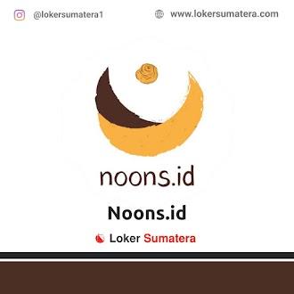 Lowongan Kerja Pekanbaru: Noons.id Juni 2021