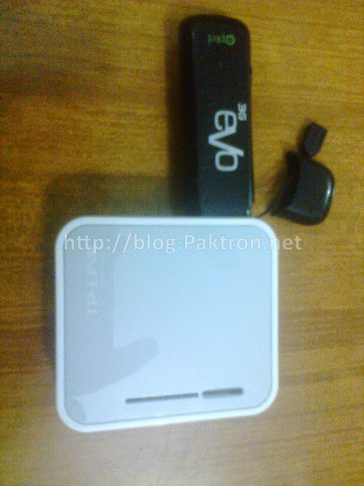 4G with 3G usb device and router
