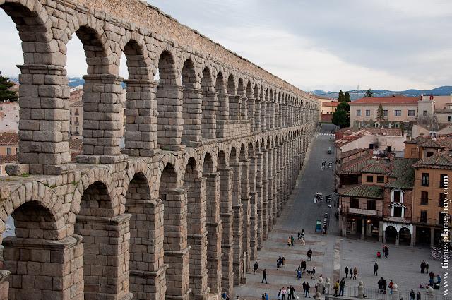 Planes Segovia