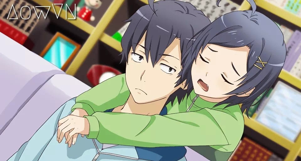 AowVN.org m%2B%252811%2529 - [ Anime 3gp Mp4 ] Yahari Ore no Seishun Love Comedy wa Machigatteiru BD SS1 + SS2 + OVA | Vietsub