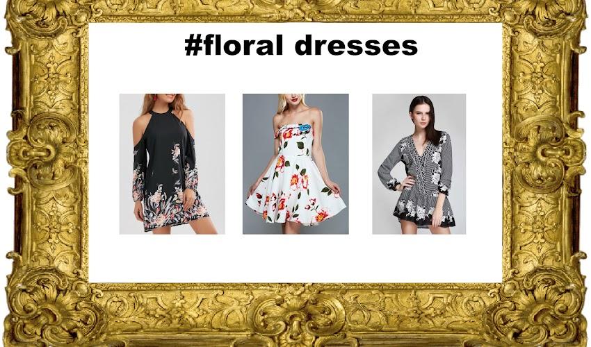Best floral dresses