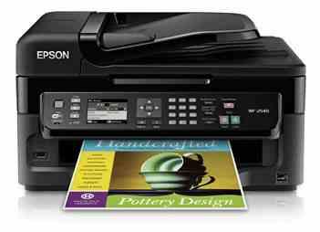 Epson WorkForce WF-2540 Printer Driver Download