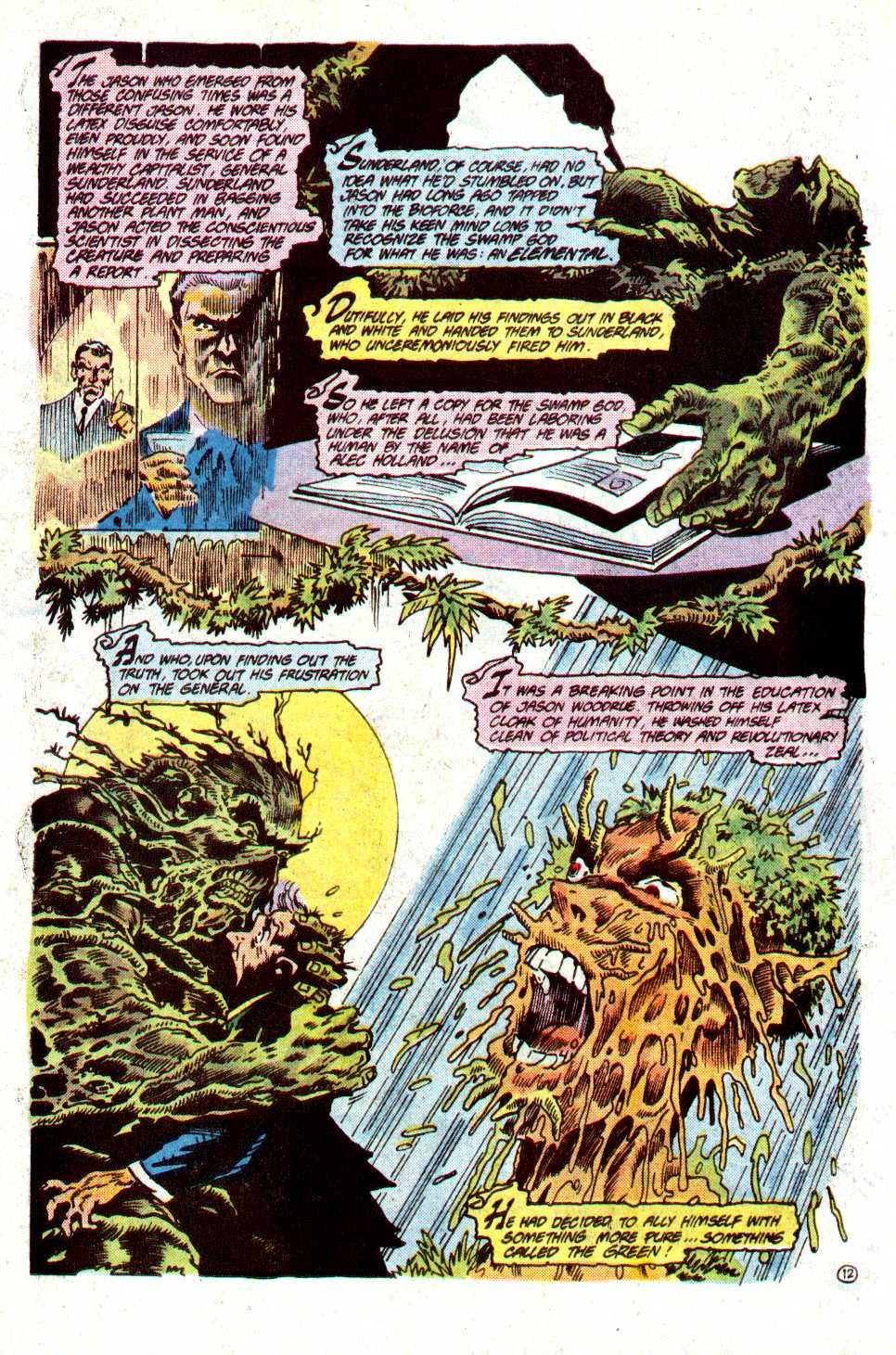 Read online Secret Origins (1986) comic -  Issue #23 - 36