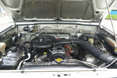 Foto Mesin Chevrolet Trooper Bensin 2.3 Liter