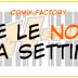 COMIX FACTORY: TUTTE LE NOVITA' DELLA SETTIMANA (dal 28 Novembre al 4 Dicembre 2016)