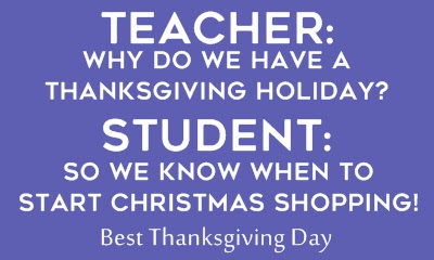 Best Funny Happy Thanksgiving Day Clean Jokes for Kids
