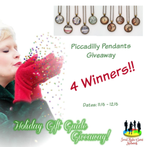 Piccadilly Pendants Giveaway