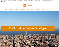 Mijn toursite: Barcelona Revisited