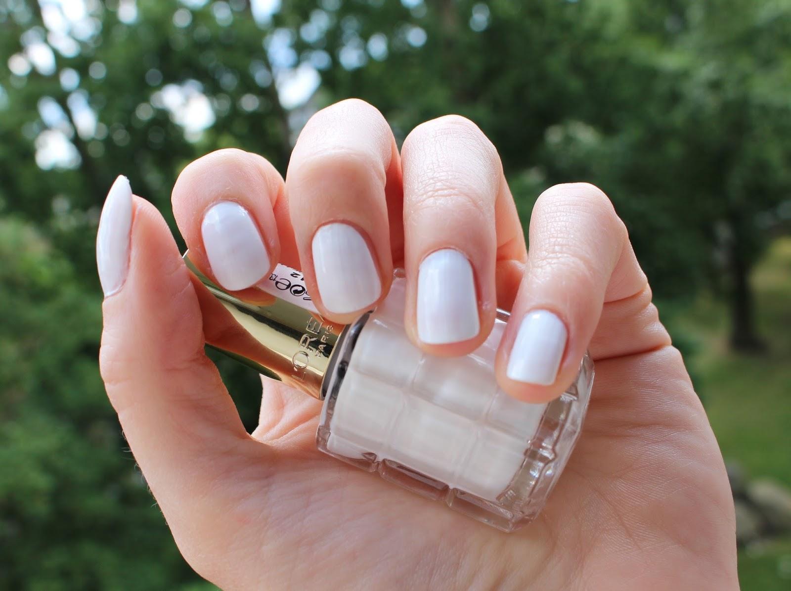 L\'Oréal Color Riche // Le Vernis L\'Huile Nagellack - Beautyinspiration