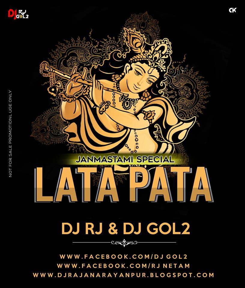 LATA PATA ( REMIX ) DJ RJ & DJ GOL2 - DJ GOL2