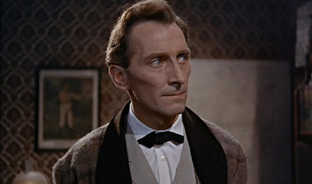 Peter Cushing - Sherlock Holmes / The Hound of the Baskervilles