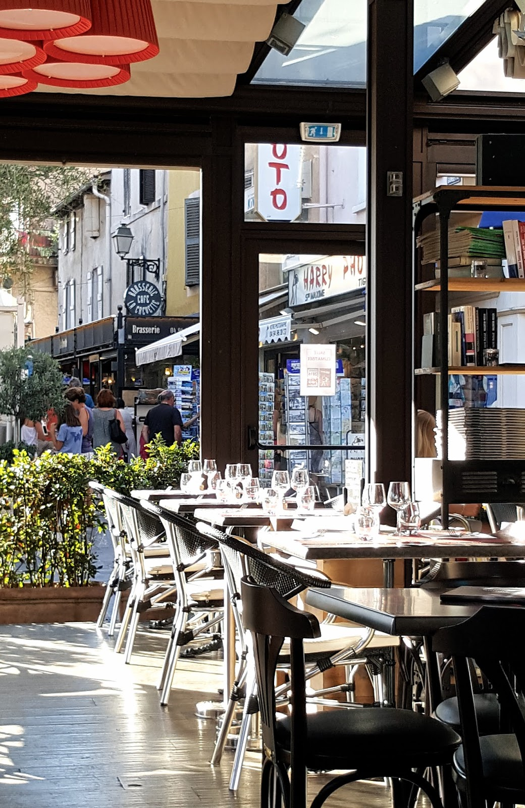 Le Café de France Sainte-Maxime restaurant review