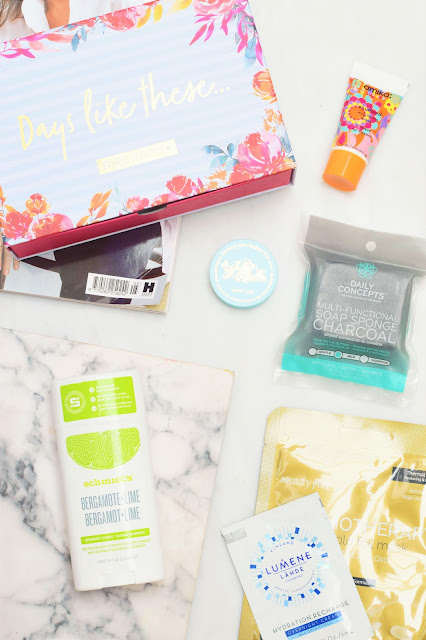 October, October Birchbox, Birchbox, BirchboxUK, autumn, leaves, beauty, lifestyle, masks, makeup, skincare, haircare