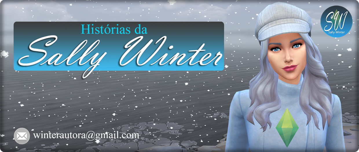 Histórias da Winter no The Sims