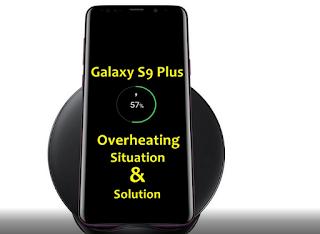 Samsung Galaxy S9 Plus Overheating, ini solusi