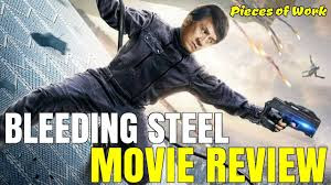 Jackie Chan's 'Bleeding Steel' Trailer Released