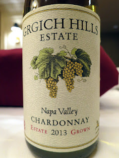 Grgich Hills Estate Chardonnay 2013 (92 pts)