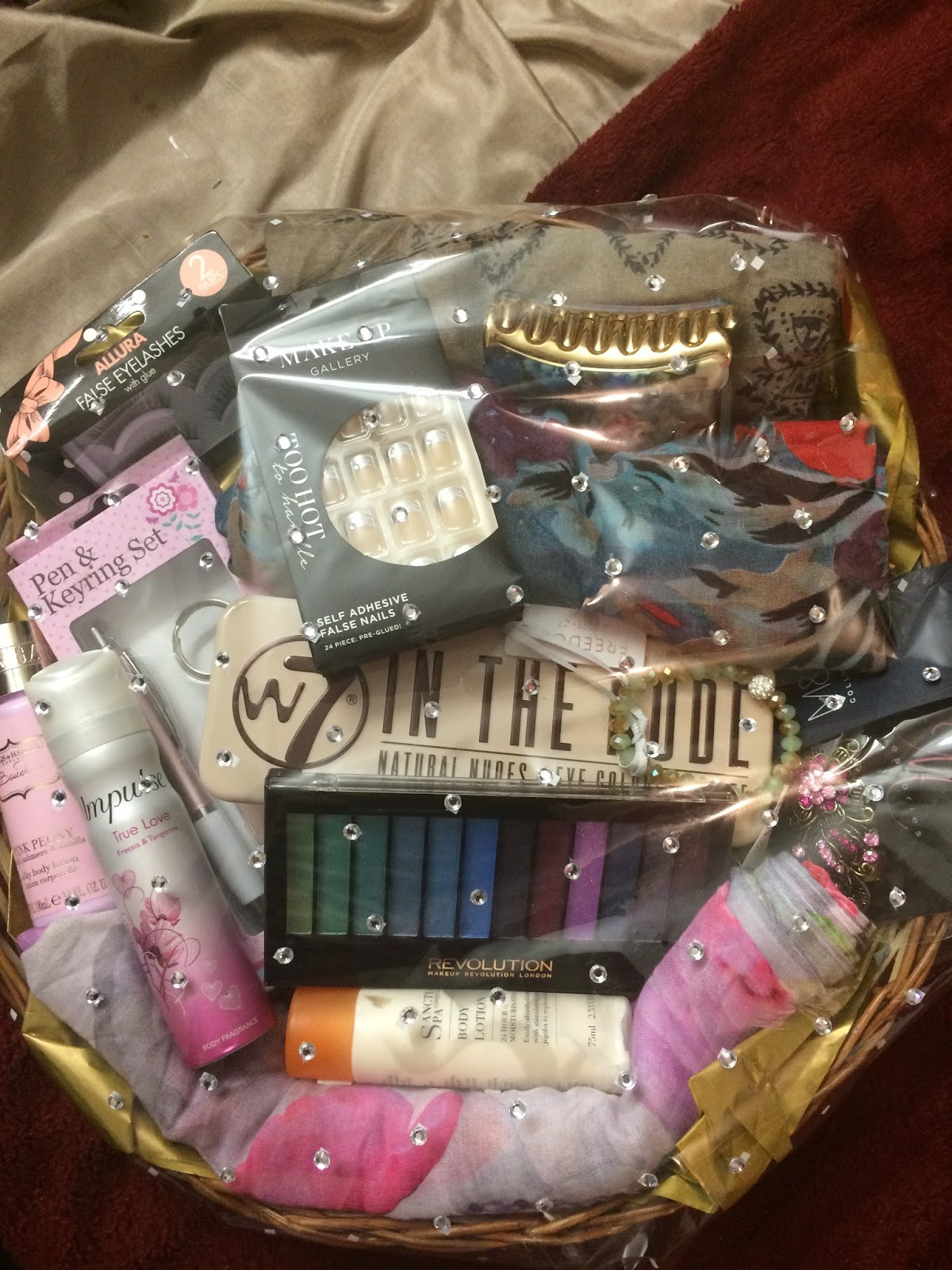 Happy Muslim Mama: How to Create Gift Baskets for Special Occasions