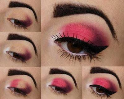 Maquillaje de ojos LLAMATIVO creativos para lucir autentica